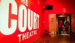 Vegan options at the Court Theatre
