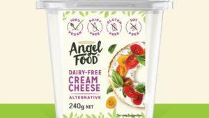 New vegan cream cheese