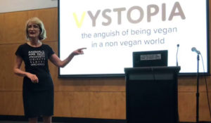 """Surviving as a Vegan"" – an interactive workshop"