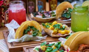 Mexico restaurant vegan fiesta