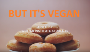 VEGAN POTLUCK AND MOVIE: BUT IT'S VEGAN