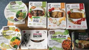 New products: Vegan choices abound