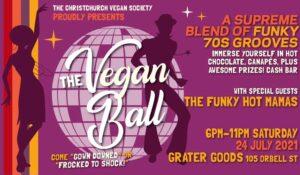 Vegan Ball – tickets on sale now